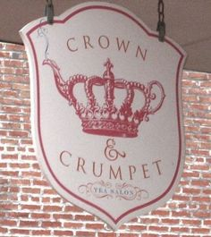 Crown and Crumpet Tea Salon