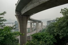 Chongqing, Western China, is the ultimate urban jungle. With a municipality covering the size of Austria and home to almost 30 milion people, some call it the world's largest city with one of the most overwhelming urban landscapes on Earth. Photoproject by Raphael Olivier