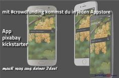 backoffice&more - Crowdfunding - Crowdfunding-Gegenleistungen Free Images, App, Landing Pages, Apps
