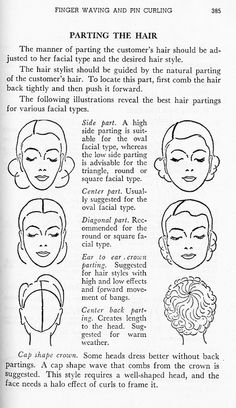 1930s hairstyles | Tumblr