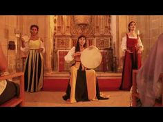 Medieval vocal music