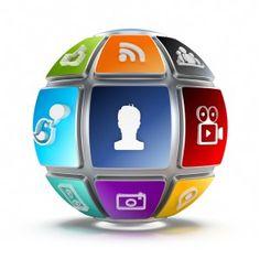 Social Media World - Fast Forward in 2013
