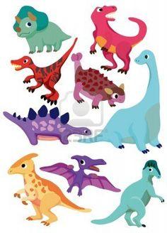 漫画恐竜アイコン ストックフォト - 8598847 …