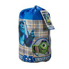 NWT Disney Pixar Monsters University Scare Care Slumber Bag Christmas in July #DisneyPixar