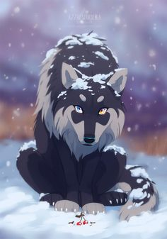 wolf pictures with quotes ~ wolf pictures & wolf pictures wolves art & wolf pictures wildlife photography & wolf pictures spirit animal & wolf pictures beautiful & wolf pictures moonlight & wolf pictures wallpaper & wolf pictures with quotes Pet Anime, Anime Animals, Anime Wolf Drawing, Furry Drawing, Moon Drawing, Anime Sketch, Cute Animal Drawings, Cute Drawings, Wolf Craft