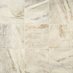 Danya™ - Glazed Porcelain Tile in stream.  Master bathroom, kids bathroom and guest bathroom floors.(in 12 x 24 large rectangle though).  It is also on the master shower walls.