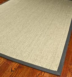 @Overstock - Update your home decor with a new rug Casual rug is hand-woven of natural fibers Floor rug is made from natural sisal with a natural latex backing for added durability http://www.overstock.com/Home-Garden/Hand-woven-Resorts-Natural-Grey-Fine-Sisal-Rug-9-x-12/4382739/product.html?CID=214117 $395.19