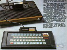Acessórios que transformaram videogames em computadores.