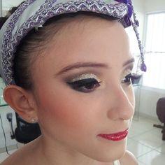 Perfect makeup by Mariana Millet, makeup glam