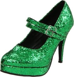 Ellie Shoes Women's 421-Jane-G Pump,Green Glitter,5 M US Ellie Shoes http://www.amazon.com/dp/B003JV95AS/ref=cm_sw_r_pi_dp_n3pGub11A1M8H