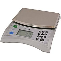 Escali V136 Pana Volume Measuring Scale - great for measuring when cooking and baking and a friend tells me it's also great for measuring in home beer brewing.