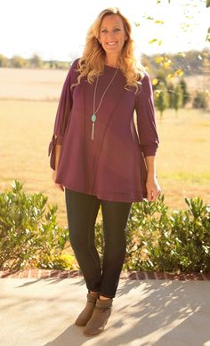 Reflections Of The Heart Tunic