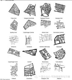 City is not a tree - City structures