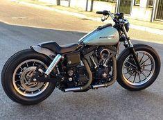 #harley davidson dyna super glide #harleydavidsondynaswitchback #harleydavidsondynasport #harleydavidsondynapictures #harleydavidsondynawide #harleydavidsondynabagger Harley Bobber, Harley Bikes, Bobber Chopper, Cafe Racer Motorcycle, Motorcycle Gear, Classic Harley Davidson, Harley Davidson Dyna, Harley Davidson Motorcycles, Harley Dyna Super Glide