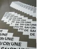 scéno : spam, affiches qui s'accumulent