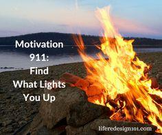 Motivation 911: Find