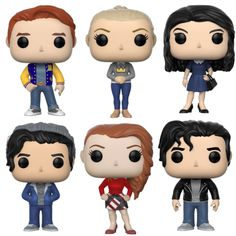 "872 To se mi líbí, 30 komentářů – Nick (@sw_up_wir20) na Instagramu: ""Here's a closer look at the Riverdale pops! These are releasing now at Hot Topic!"""