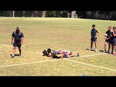 Tackle Contest 3 Player Win the Space - YouTube Rugby Drills, Rugby Training, Fitness, Sports, Youtube, Space, Hs Sports, Floor Space, Rugby Workout