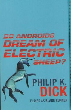 Do Androids Dream Of Electric Sheep? by Philip K. Dick £7.11 (Amazon)