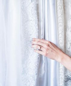 """Have you already said """" yes """" to your dream dress? Tell us which style and fabric you chose in the comments below! #weddingdress #dressfabric #weddingplanning #skincare #bridalbeauty #weddingbeauty #bridalmakeup #weddingmakeup #weddingideas #weddingdecor #weddinginspo #bridalideas #bridalinspo #bridalstyle #weddingstyle #weddingday #wedding #weddingblog #instablog #instablogger #blogstagram #blog"""