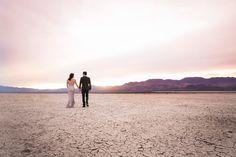 Dry Lake Beds of Las Vegas. Amazing.