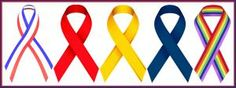A Guide to Awareness Ribbon Colors and What They Signify: Awareness Ribbons - The Colors and What They Represent