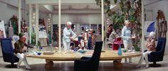 The Modtastic World of Saul David's Derek Flint films