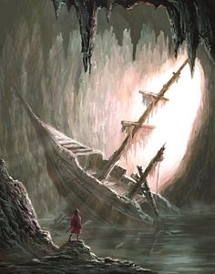 Shipwreck by arisuonpaa