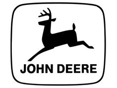 John Deere Stencil for the cosy coupe