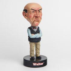Official Jeff Dunham : Walter Talking Bobblehead