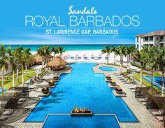 Sandals Royal Barbados St Lawrence Gap, Barbados