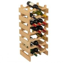 Symple Stuff Symple Stuff's beautiful Geis wine racks will store and display wine collections in style. Geis wine racks are the most versatile and easily assembled racking system available. Wine Bottle Rack, Wine Glass Rack, Bottle Wall, Wine Bottles, Tabletop, Wine Rack Design, Mall, Wine Stand, Wood Wine Racks