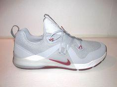 save off b0d7d 1f571 Nike Zoom Train Command Alabama Crimson Tide Mens Trainer Shoes 12.5 Wolf  Grey  Nike