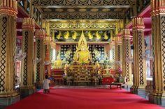 Wat Phan An - Chiang Mai - Thaïlande by fred.araujo