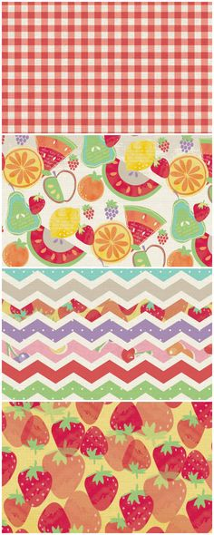 Make sweet summer cards with our Fruit Salad free digital papers, which are available to download now from the Papercraft Inspirations website.
