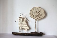Art Du Fil, Bead Crafts, Wire Crafts, Stahl, Metal Art, Metal Wood, Wire Work, Wire Jewelry, Copper Wire Art