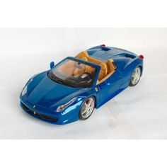 Bburago #ferrari 458 #spyder - 1:24 scale diecast car - #b18-26017,  View more on the LINK: 	http://www.zeppy.io/product/gb/2/381792368962/