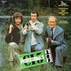 The Professionals TV Show It starring Martin Shaw, Lewis Collins & Gordon Jackson - Walking With Dinosaurs, Great Tv Shows, Old Tv Shows, The Professionals Tv Series, British Drama Series, Martin Shaw, Itv Shows, The Best Series Ever, Jackson