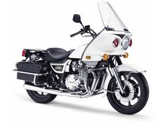 Kawasaki KZ1000 Police. I want one. The ultimate dependable cruise-alone bike. Don't yell Harley people....they are nice too.