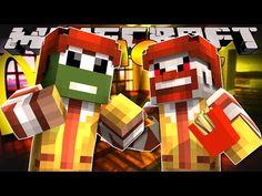 Minecraft School - SAVING MCDONALDS! - YouTube