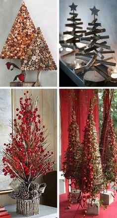 Handmade Christmas Tree, Christmas Bird, Christmas Tree Design, Christmas Home, Christmas Crafts, New Years Decorations, Christmas Table Decorations, Holiday Mood, Holiday Decor