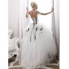 16 Alluring Steampunk Wedding Dresses That You& Adore 16 Alluring Steampunk Wedding Dresses That You'll Adore This entry was posted in . Bookmark the .Your email address will not be published. Halloween Wedding Dresses, Black Wedding Dresses, Tulle Wedding, Elegant Dresses, Halloween Weddings, Black Weddings, Wedding Black, Dream Wedding, Wedding Bells