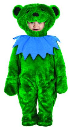 34b08dbe8 #4997 Baby Bunting Grateful Dead Bear Green #bear #gratefuldead #halloween  #dancingbear