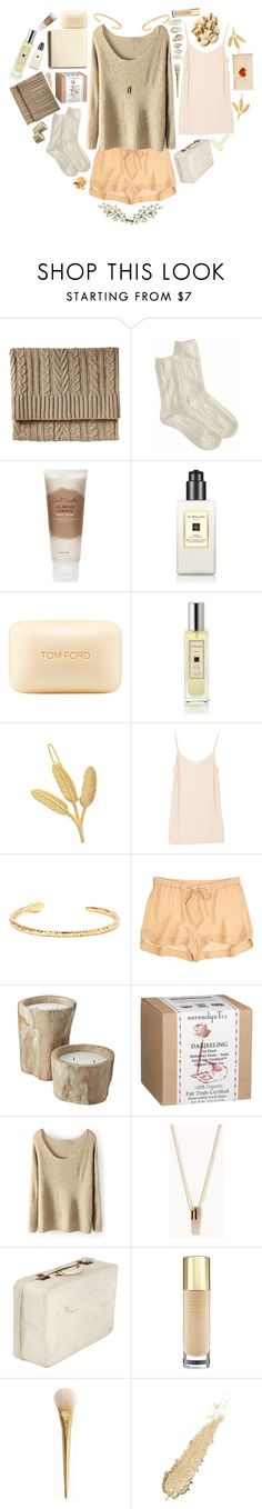 """Kai"" by living-colorfully on Polyvore featuring Serena & Lily, American Eagle Outfitters, Carol's Daughter, Jo Malone, Tom Ford, Dauphines of New York, Joie, Eos, A.L.C. and Lazy Susan"