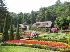 Krisdadoi Resort and Park in #Chiangmai #Thailand