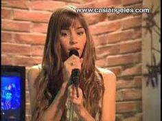 Luna le canta a thiago