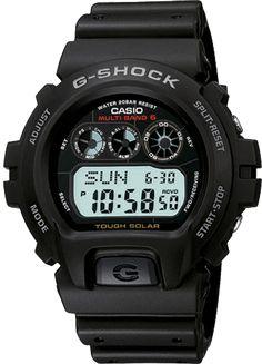GW6900-1 G-Shock Solar Military Watch