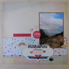 Chase+Rainbows - Scrapbook.com