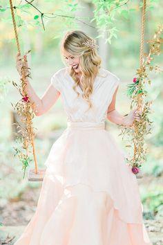 romantic fall wedding inspiration | Mikaela Marie Photography | Glamour & Grace