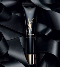 YSL Top Secrets Instant Moisture Glow - for makeup lovers, it helps ace your base.